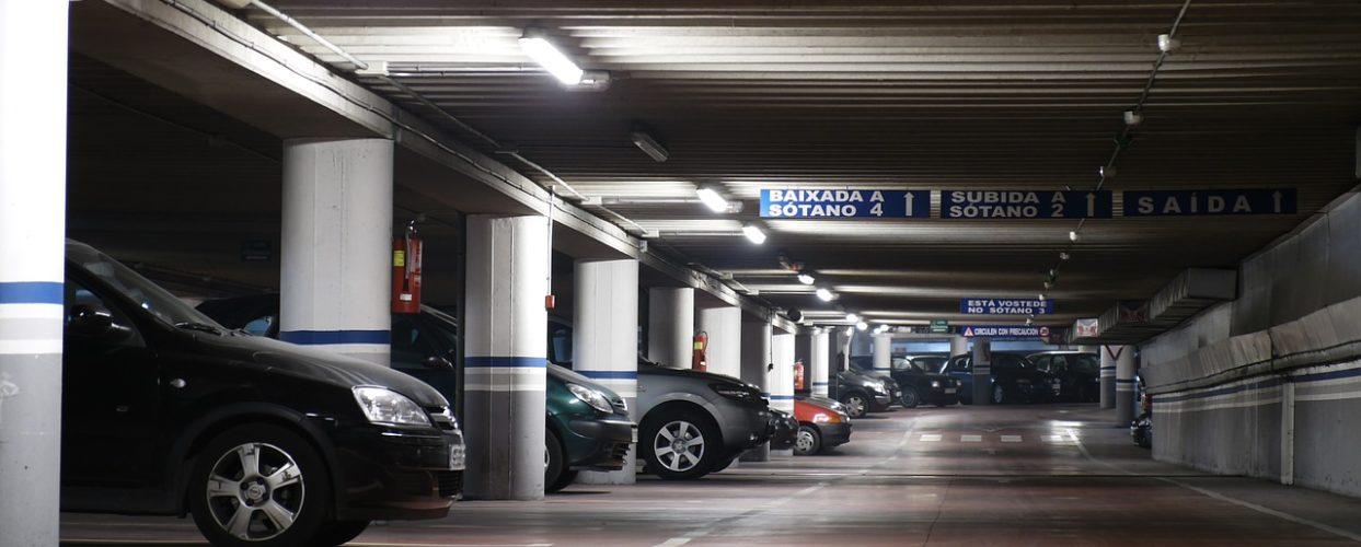 Bezpieczne parkingi