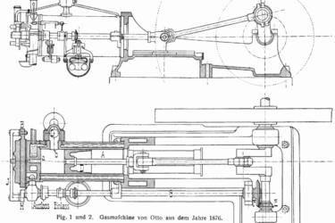 Silniki spalinowe: gazowe, diesla i benzynowe